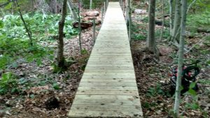 Yellow Trail Boardwalk